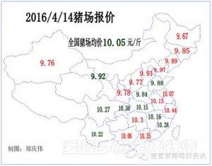 【行情】今日东北及华南猪价,涨!但是背后的分析更值得人看看!
