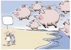 CCTV:补栏千元仔猪成本大幅提升 风险大!