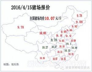 【行情】今日东北、两广延续上涨格局,3月份农业部数据出来了,您怎么看?