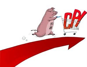 """安徽一季度CPI重回""""2时代"""" 猪肉蔬菜价格上涨成主要因素"""
