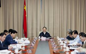 韩长赋:农业部常务研究部署加强建议提案办理工作