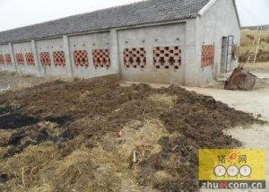 猪场的废料怎么处置猜不对猪场造成二次污染