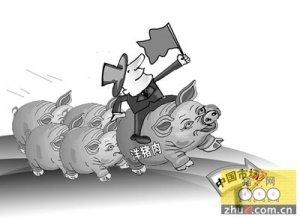 国产猪肉价高 进口肉受宠