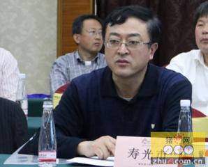 寿光市畜牧兽医局王建勋局长:汇报生猪基地建设和产销情况