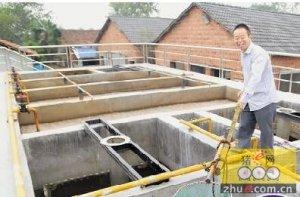 常山养猪场储液池发生爆裂 注意:切不可