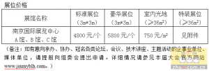 2016首届江苏畜牧业博览会 邀 请 函