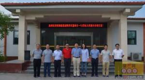 侧畔嘉陵江  共谋猪事兴 ――双胞胎集团鲍洪星董事长一行到访天兆猪业集团