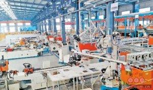 全球首条养猪装备全自动化生产线正式启动
