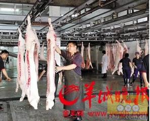 """佛山禅城试点建""""智慧市场"""" 每一块猪肉"""
