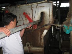 扬州市区城北屠宰场正式关闭