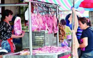 宁阳:生猪价格出现下滑 每公斤约下降3元
