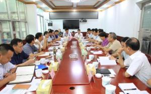 刘宗林主任考察调研湖南省畜牧育种产业园项目