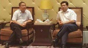 【头条】吉林省副省长随忠诚会见正邦集团董事长林印孙