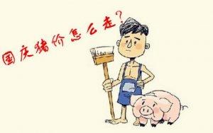 """中秋已过 临近国庆""""黄金周"""" 猪价又将怎"""