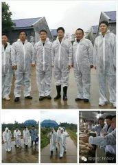 攸县副县长周文安调研天心种业畜牧育种产
