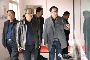 阳晨集团与扶风县政府签订项目合作框架协