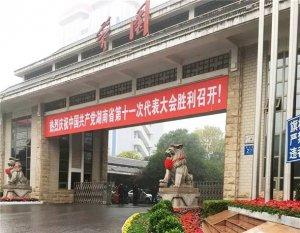 佳和农牧成为中共湖南省第十一次代表大会