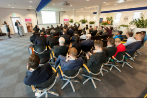 中荷猪业CEO峰会在荷兰睿保乐公司总部顺