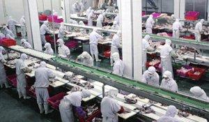 新屠宰工厂采用现代化流水线 效率高达3倍