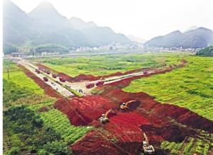 畜禽产业园区全面开工建设 年可屠宰生猪40万头