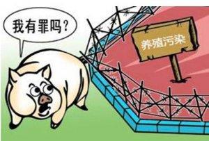 如何处理养猪与环保之间的矛盾???