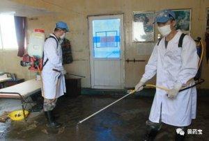 生猪养殖场怎么消毒病