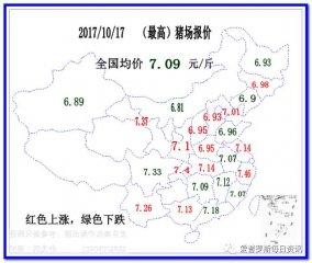 郑老师说行情距离此前预测6.8元的全国均价底部如此之近,能否止跌?
