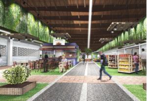 在超市养猪,屋顶办农场,老外玩起农业新零售脑洞太大!