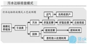 猪粪污处理的经典模式(五)污水达标排放