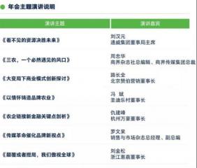 2017中国农牧营销年会#合纵连横 #有源相聚#