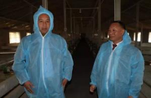 专家走进养猪场,为企业把脉献策 ――西