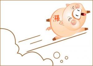 东营广饶县12月份生猪价格上涨