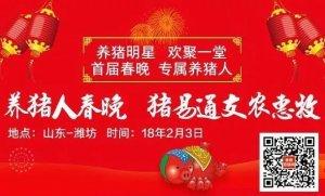 2018年猪易通春节联欢
