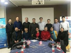 热烈祝贺2018年黑龙江省重点客户新春交流
