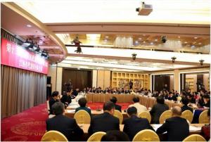全国人大代表、正邦集团董事长林印孙谈机