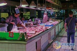 """常州猪肉价格又现""""最低点"""",卖一头猪亏300元!"""