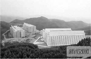 中国豪华养猪大楼你见