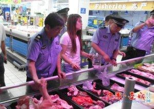 福建:连城开展生猪屠