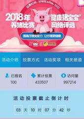 """大奖近在咫尺!""""健康猪宝宝""""网络评选进入最后冲刺!"""