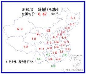 【郑老师说行情】部分地区价格承压下调,但是整体依然强劲上涨!