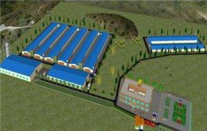 猪场规划与轻钢结构猪舍设计原则...