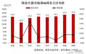 国家生猪市场2018年第40周(交易)价格指数分析