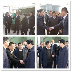 河北省委副书记一行180余人到访裕丰京安-