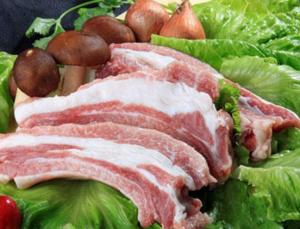 王府井超市猪排骨每公斤暴涨36元!