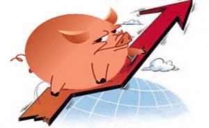 全国瘦肉型生猪出栏均