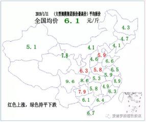 恐!中国毛猪价格正在快速撕裂