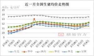 北方猪价领头反弹 下周上涨或加速