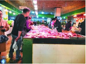 """台州一季度生猪存栏同比下降35% 猪肉价格下半年或将进入""""2""""时代"""