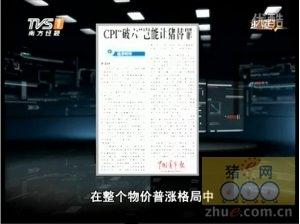 """今日评论:CPI""""破六""""岂能让猪替罪"""
