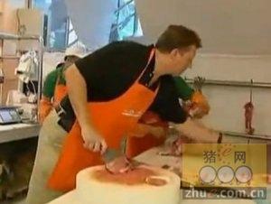老外广州卖猪肉年薪百万